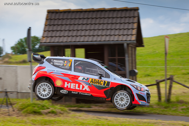ADAC Rallye Deutschland: Сбор урожая