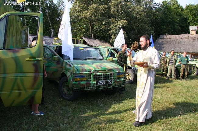 Автомобили для 79-й аэромобильной бригады