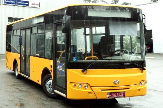Автобус ЗАЗ А10С30
