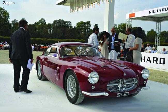 Maserati A6 G 2000 Zagato