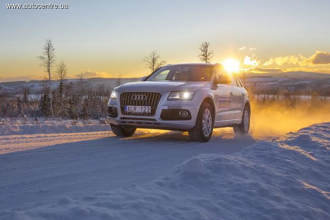 Новые зимние шины Goodyear уже в Украине