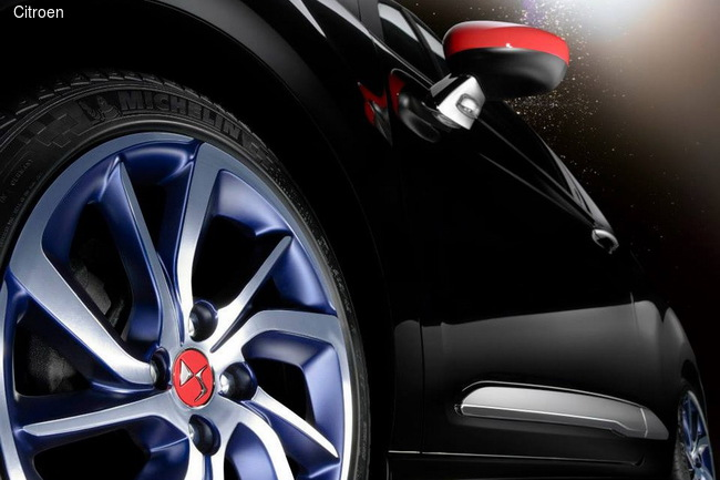 В Париже дебютируют два концепта – DS 3 и DS 3 Cabrio в исполнении Ines De La Fressange