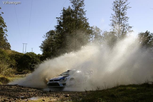 Volkswagen победил в чемпионате мира по ралли
