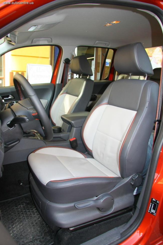 Тест-драйв Volkswagen Amarok Canyon