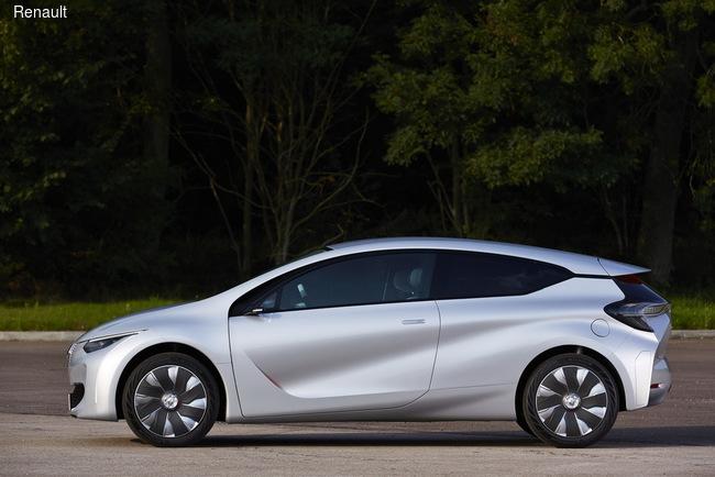 Renault создала автомобиль с расходом 1 литр на 100 км