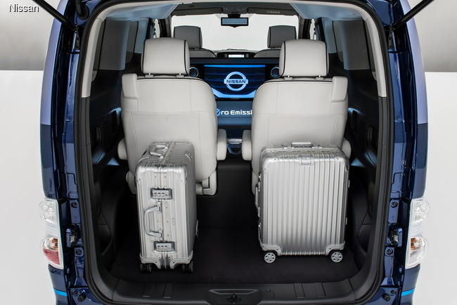 Nissan создал электромобиль для VIP-персон