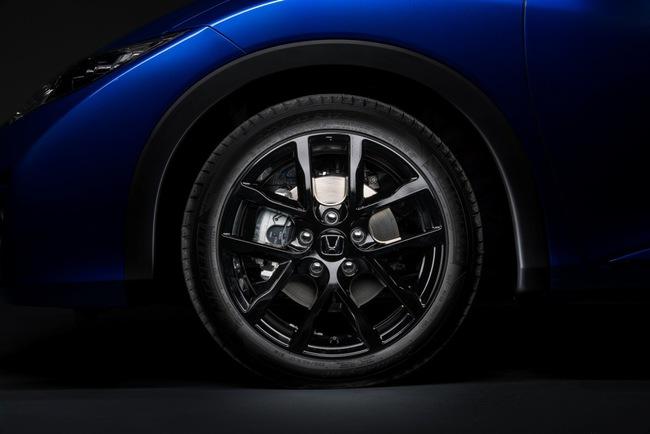 Парижский автосалон 2014: хэтчбек Honda Civic получил версию Sport