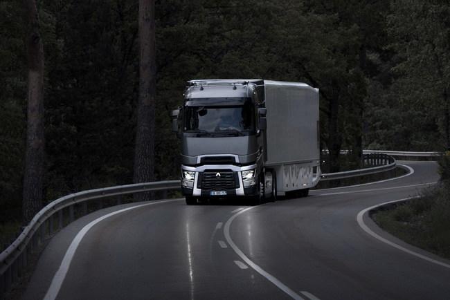 магистральный тягач Renault cерии T