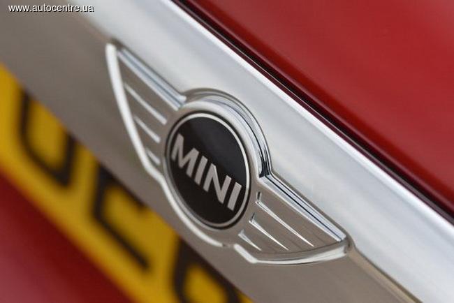 Новый MINI – победитель голосования «Самый красивый автомобиль 2014 года» в своем классе
