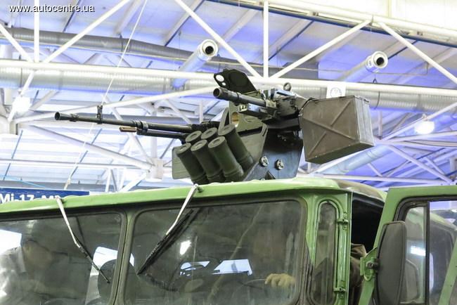ХІ Международная специализированная выставка «Оружие и безопасность»