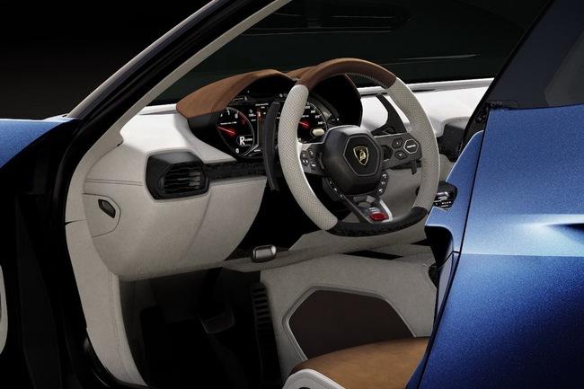 Парижский автосалон 2014: Lamborghini взялся за гибриды