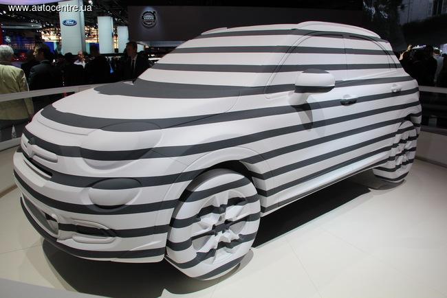 Парижский автосалон 2014: обзор первого дня