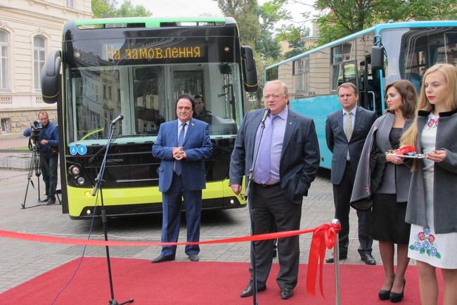 Троллейбус Т19101 «Электрон»