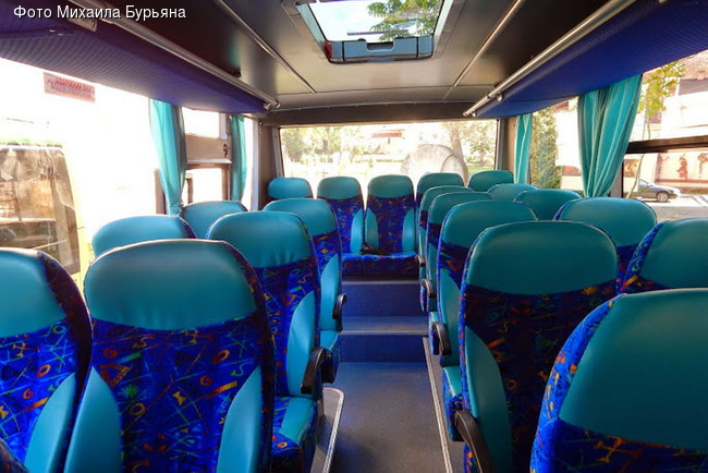 автобус А102 «Карпаты»