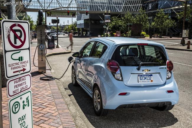 General Motors планирует расширить линейку эко-моделей