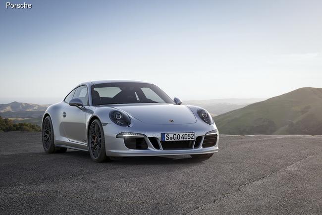 Porsche расширяет модельную гамму версиями GTS