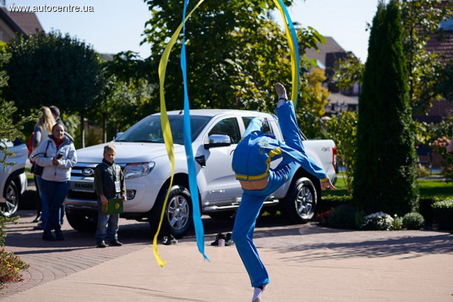 тест-драйв автомобилей от «ВиДи Автосити»