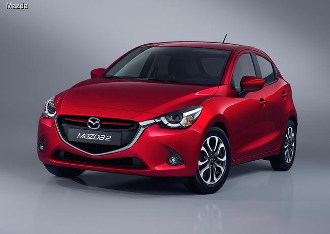 Европейская Mazda2 готовится к дебюту