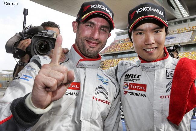Citroen стал чемпионом FIA WTCC в зачете автопроизводителей