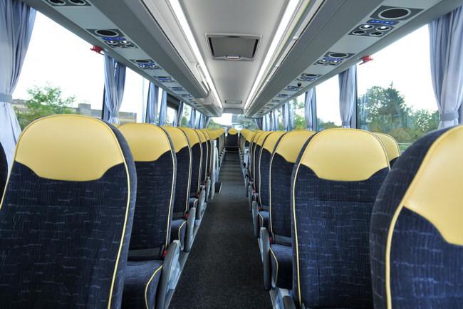 Новый туристический автобус Van Hool EX