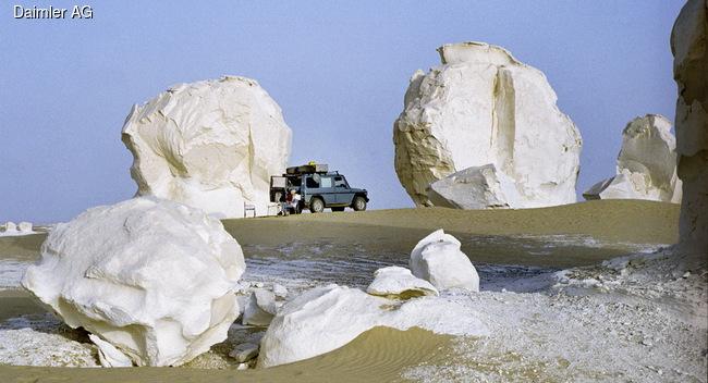 Уникальное путешествие длиной 26 лет закончилось в музее Mercedes-Benz