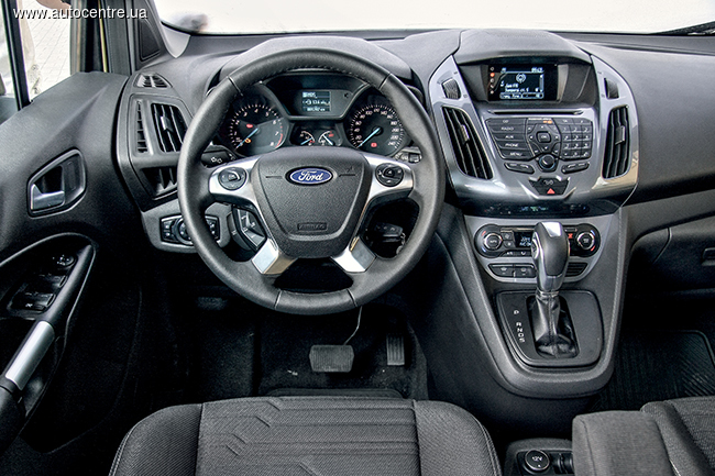 Тест-драйв Ford Tourneo Connect & Grand Tourneo Connect