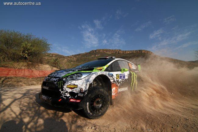 Кен Блок возвращается в WRC
