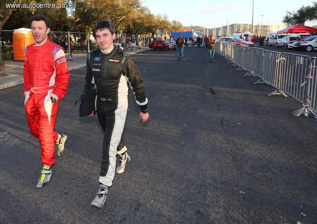 Испанская битва в WRC 2