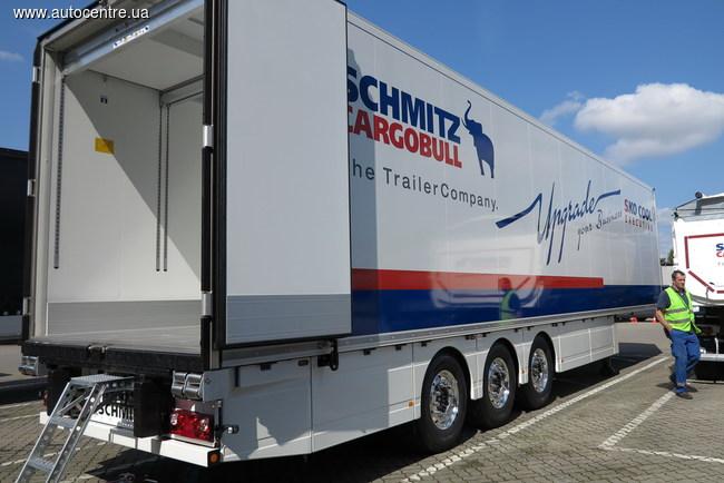 Прицепная техника Schmitz Cargobull