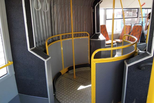 Троллейбус МАЗ-215Т
