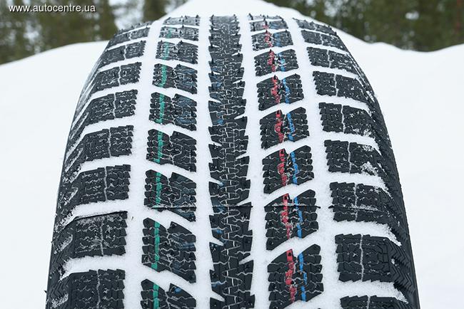 Тест фрикционных зимних шин 195/65 R15