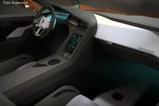 Nemesis RR получит мотор мощностью 2000 л. с.