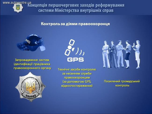 Реформа МВД началась! ГАИ в городах отменят!