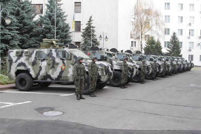 модернизированный бронеавтомобиль «Спартан»