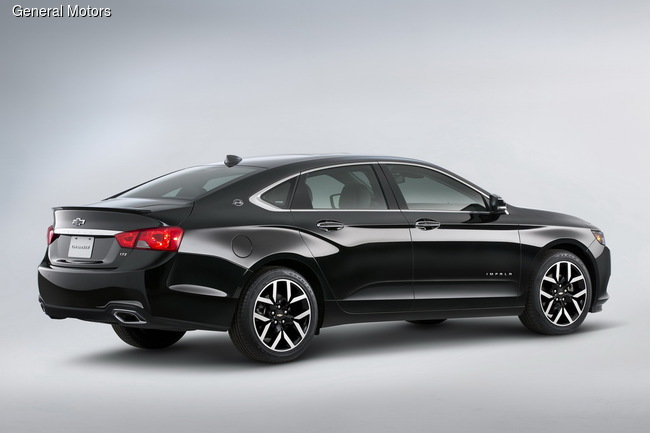 Chevrolet подготовил к SEMA-2014 много новинок