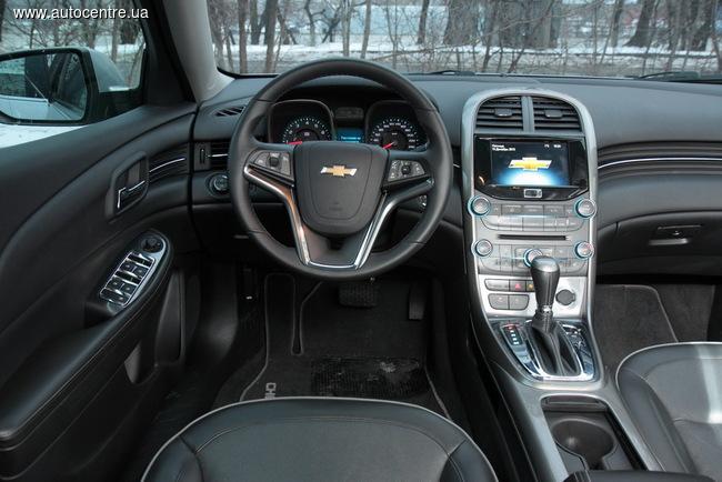 Флагман Chevrolet уходит с украинского рынка