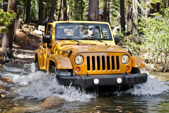 Новый Jeep Wrangler сохранит рамную конструкцию