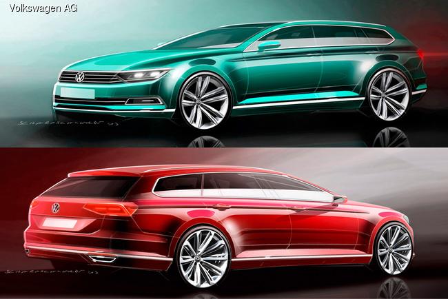 Volkswagen расширит модельную гамму Passat