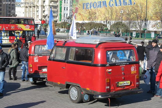 День автомибилиста в Киеве