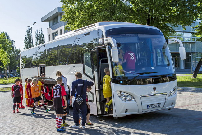 Автобусы Scania