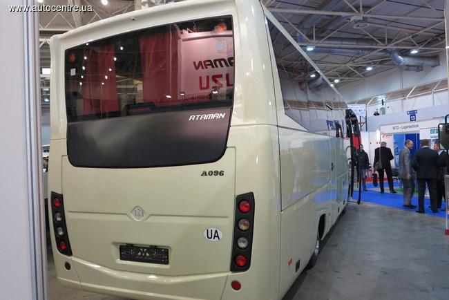 TIR 2014: Автобусы «Атаман»