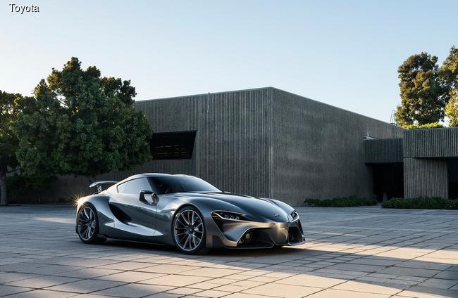 Toyota готовит к SEMA фейерверк новинок