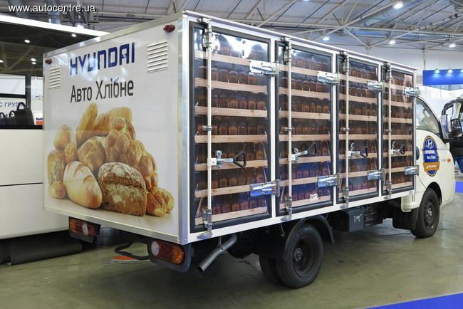 На стенде «Хюндай Мотор Украина»