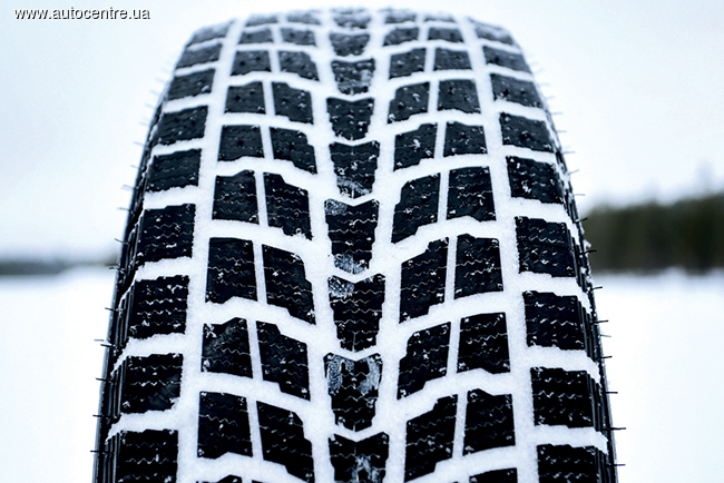 Тест зимних шин 215/65 R16 SUV