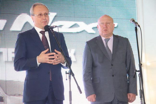 Президент «Группы ГАЗ» Вадим Сорокин
