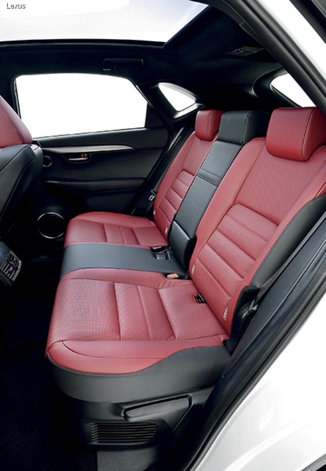 Тест-драйв Lexus NХ 300h