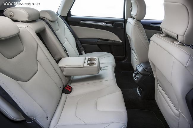 Как работает подушка безопасности в ремне Ford Mondeo