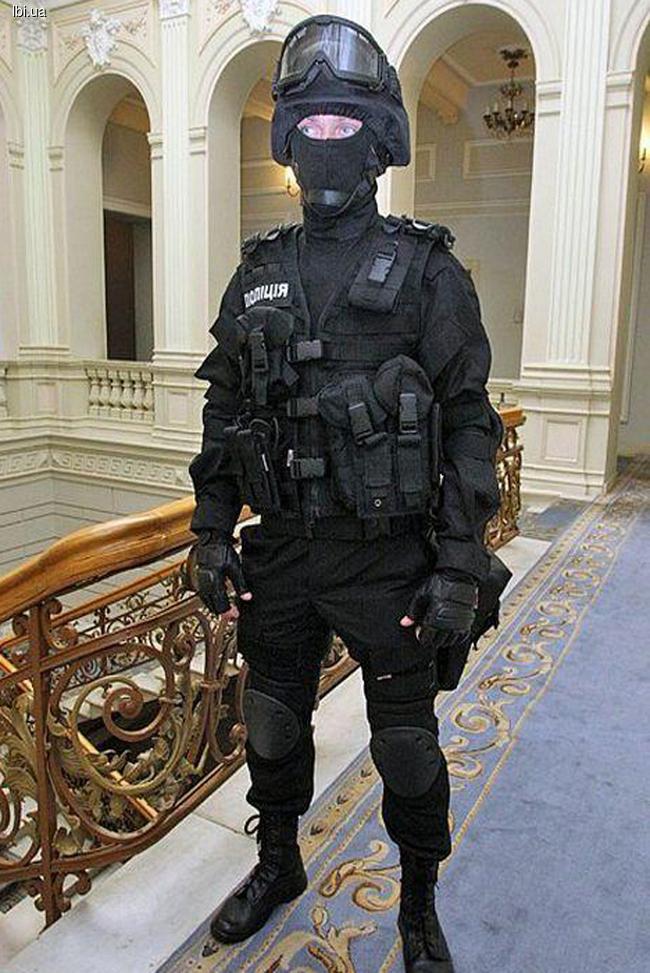 В Украине вместо милиции будет полиция