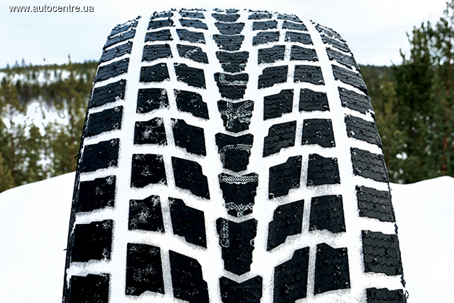 Тест зимних шин 235/65 R17 SUV