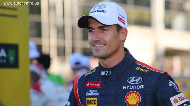 Команда Hyundai на два года продлила контракт с Даниэлем Сордо